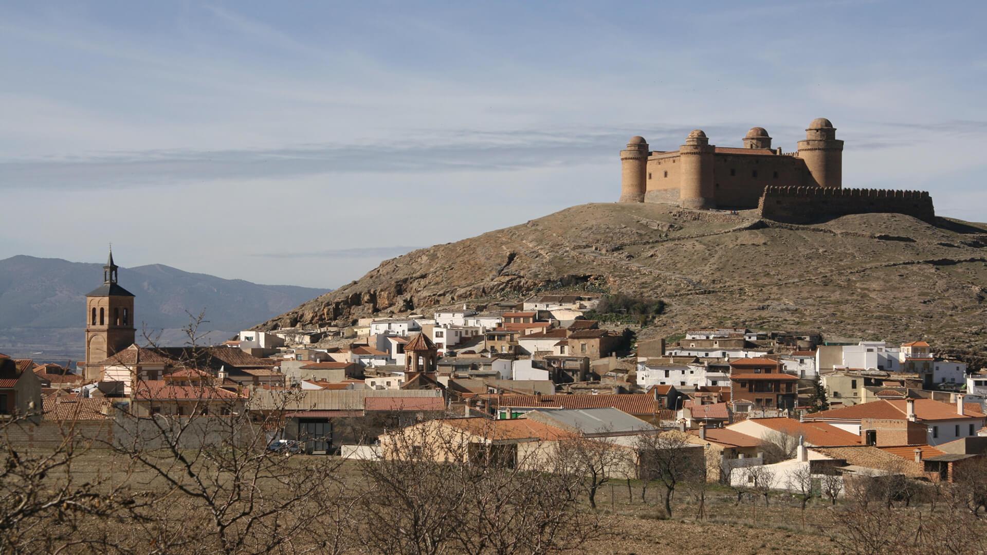 Castillo de la calahorra granada fotos 16